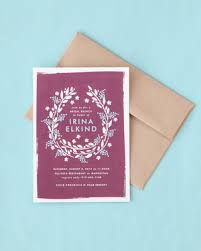 Words For A Wedding Invitation The Etiquette Of Bridal Showers Martha Stewart Weddings