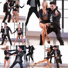 lexus johnson dance week6 famous dance night alek skarlatos and lindsay arnold