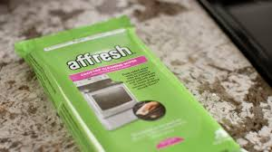 Affresh Cooktop Cleaner Affresh How To Cooktop Cleaning Wipes Youtube