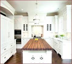 crosley butcher block top kitchen island butcher block top kitchen island custom hickory block kitchen