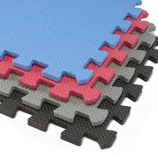Gym Flooring For Garage by Amazon Com We Sell Mats 2 U0027x2 U0027 Foam Interlocking Anti Fatigue