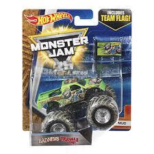 wheel monster jam trucks wheels monster jam 1 64 scale truck assorted bjs wholesale club