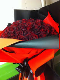 merry u0027s creation red rose with fruticosa