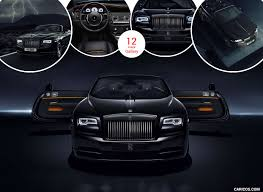 rolls royce hood ornament 2018 rolls royce dawn black badge caricos com