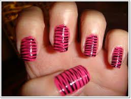 zebra pattern nail art 55 most beautiful zebra print nail art design ideas