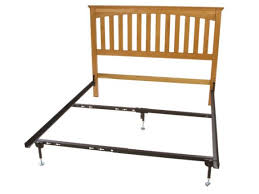the supported central beam for metal queen bed frame home decor news