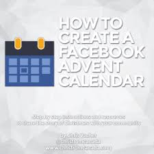 worshiptraining how to create a advent calendar