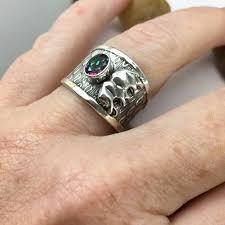 urban elephant ring holder images Jewelry rainbow topaz silver elephant ring 812 poshmark jpg