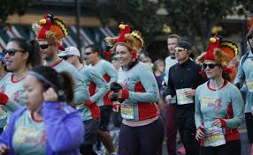 12th annual silicon valley turkey trot a thanksgiving tradition for