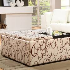 furniture interior extra large ottoman ideas extra large