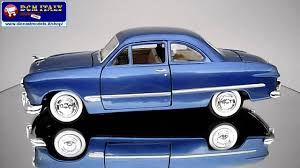 ford coupe 1949 motormax 1 24 youtube