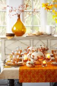 Autumn Table Decorations 197 Best Autumn Table Settings Images On Pinterest Table
