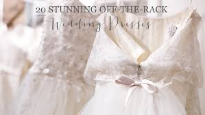 the rack wedding dresses 20 show stopping the rack wedding dresses glitter inc