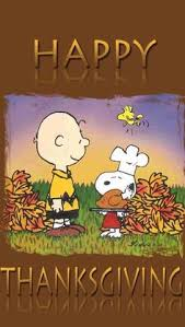 thanksgiving snoopy and the thanksgiving