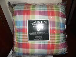 Ralph Lauren Comforter Queen Plaid Comforter Set Black White Comforter Duvet Quilt Cover Queen