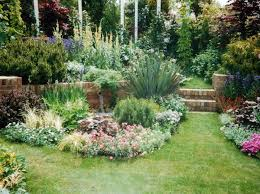 using soft landscaping for your garden wearefound home design