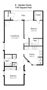 retirement living prics u0026 floor plans in phoenix az