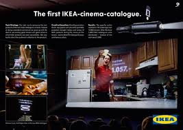ikea the first ikea cinema catalogue this is not advertising