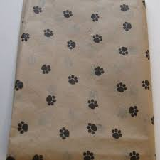 paw print sheets best paw print paper products on wanelo