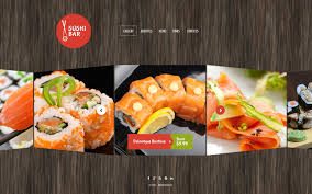 website design 50505 sushi bar teppanyaki custom website design