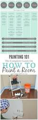 painting 101 the complete guide on how to paint a room painting
