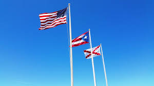 Flags Us News Flash On Puerto Rico Gun Law Related To The Constitution And