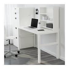 bureau avec etagere påhl bureau avec étagère blanc ikea