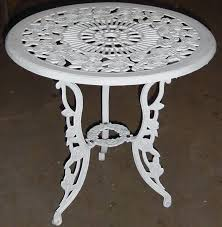 cast iron outdoor table cast iron chairs outdoor epicsafuelservices com