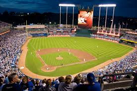 Kansas how do you spell travelling images Kauffman stadium kansas city pinterest kansas mlb stadiums jpg