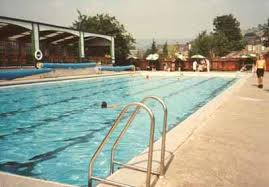 Outdoor Swimming Pool by Relaxing In The Swimming Pool Alongside Rock Lea Activity Centre
