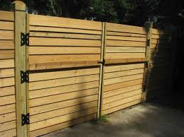 cedar privacy fence designs home u0026 gardens geek