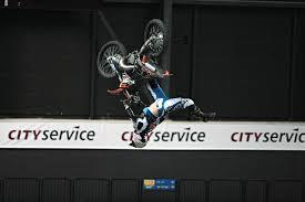 freestyle motocross alfa lt u201efreestyle motocross show u201c nebuvo išvengta kritimų
