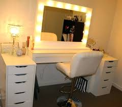 Vanity Desks Desk Dressing Table With Lighted Mirror Uk Makeup Vanity Table