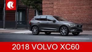 Volvo Xc60 New Shape 2018 Volvo Xc60 New Styling For Volvo U0027s Best Seller Youtube