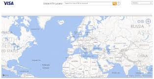 Where Is Paris In World Map by Atm Locator