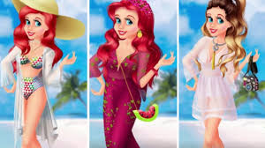 Ariel Clothes For Toddlers Ariel Caribbean Cruise Disney Princess Ariel Dress Up Game For