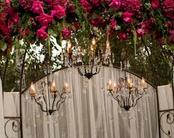 wrought iron chandelier town u0026 country event rentals