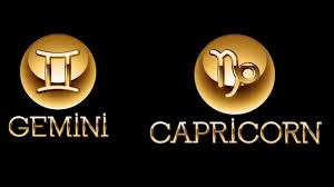 zodiac sign says about gemini and capricorn compatibility youtube