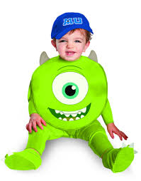 newborn boy halloween costumes 0 3 months monsters university classic mike infant halloween costume