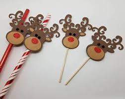 reindeer party etsy