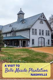 belle meade plantation near nashville tennessee this is a