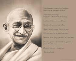 quote gandhi change world humanitarians who took jesus u0027 life example as their own u2026 food