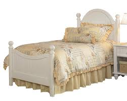 storybook cottage twin bed amazon com hillsdale westfield white twin size bed set kitchen