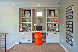 childrens desk and bookshelves wall units with desk and bookcase plus cabinets homesfeed unit plan