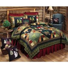 timberline cotton quilt shams not included on sale free