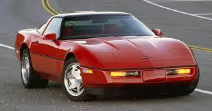 1990 corvette review 1990 c4 corvette guide overview specs vin info