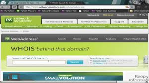 Yahoo Small Business Email by Find Website Domain Name Owner Contact Info Youtube