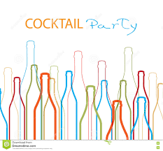 cocktail party vector design stock vector image 81388356