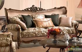 Formal Living Room Couches by Luxurious Traditional Style Formal Living Room Furniture Set Zhd 03