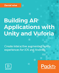 android studio vuforia tutorial building ar applications with unity and vuforia video packt books